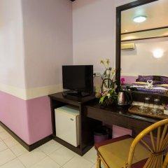 Отель The Grand Orchid Inn 2* Улучшенный номер разные типы кроватей фото 7