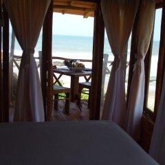 Отель Kirinda Beach Resort балкон