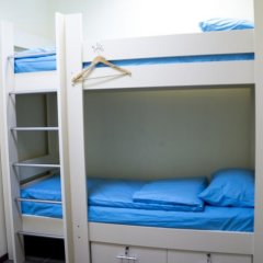 Мини-Отель City Life 2* Кровать в общем номере с двухъярусной кроватью фото 16