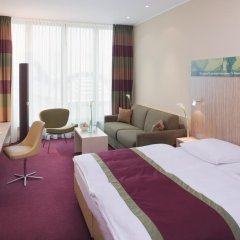 Movenpick Hotel Frankfurt City 4* Стандартный номер с различными типами кроватей фото 3