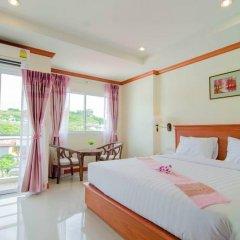 Отель Phaithong Sotel Resort 3* Улучшенный номер с двуспальной кроватью фото 14