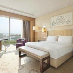 Отель Hyatt Regency Tashkent 5* Номер Делюкс с различными типами кроватей фото 2