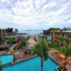 Отель Seaview At Cape Panwa Таиланд, Пхукет - отзывы, цены и фото номеров - забронировать отель Seaview At Cape Panwa онлайн балкон