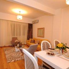 Отель Cheya Gumussuyu Residence 4* Апартаменты с различными типами кроватей фото 15