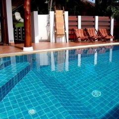 Отель Villa YoYo бассейн