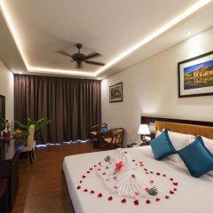 Pearl River Hoi An Hotel & Spa 3* Люкс с различными типами кроватей