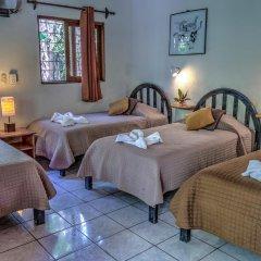 Hotel Jaguar Inn Tikal 3* Стандартный номер с различными типами кроватей фото 5
