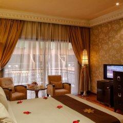 Отель Royal Mirage Deluxe 4* Стандартный номер с различными типами кроватей