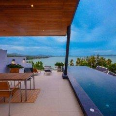 Отель AQUA Villas Rawai бассейн фото 2