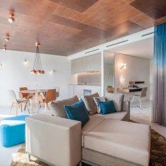 EMA House Hotel Suites 4* Представительский люкс с различными типами кроватей фото 3