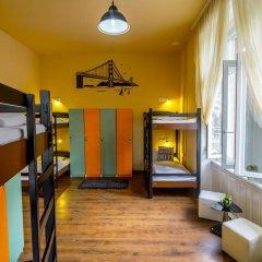 Full Moon Design Hostel Budapest Стандартный номер фото 10