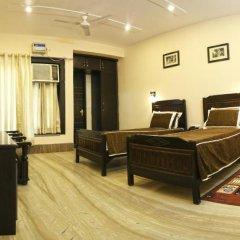 Отель Pearl Of Taj-Homestay 3* Номер Делюкс с 2 отдельными кроватями фото 13