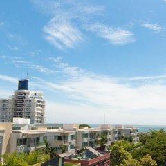 Отель Rocco Huahin Condominium Студия с различными типами кроватей фото 50