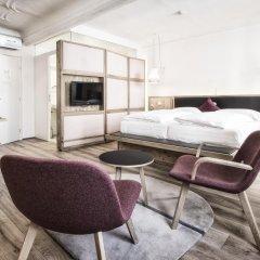 Отель Arthotel Blaue Gans 4* Номер Делюкс с различными типами кроватей фото 5