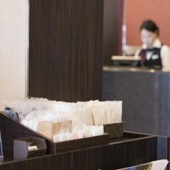 Отель Nishitetsu Inn Tenjin 3* Стандартный номер фото 4