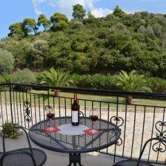 Отель Petros Italos Греция, Ситония - отзывы, цены и фото номеров - забронировать отель Petros Italos онлайн балкон