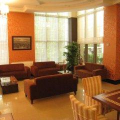 Отель Central Park интерьер отеля