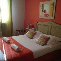 Отель Hôtel Côté Patio 3* Стандартный номер с двуспальной кроватью фото 6