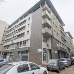 Апартаменты Mige Apartment парковка