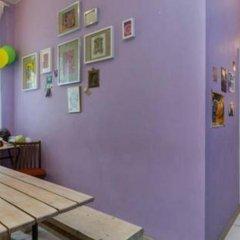 Хостел Ура рядом с Казанским Собором Номер с общей ванной комнатой с различными типами кроватей (общая ванная комната) фото 9