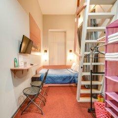 Мини-отель 15 комнат 2* Стандартный номер с разными типами кроватей (общая ванная комната) фото 4