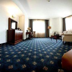 Primoretz Grand Hotel & SPA 4* Представительский люкс с различными типами кроватей фото 7