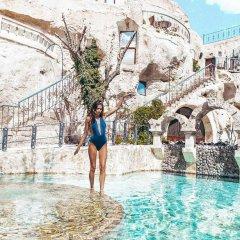 Gamirasu Hotel Cappadocia Турция, Айвали - отзывы, цены и фото номеров - забронировать отель Gamirasu Hotel Cappadocia онлайн спортивное сооружение