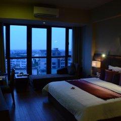 Asia Hotel Hue 4* Номер Делюкс с различными типами кроватей