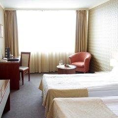 Hill Hotel 4* Стандартный номер с двуспальной кроватью