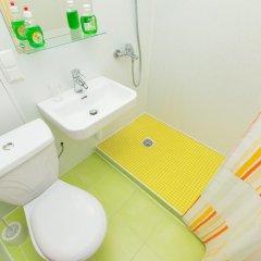 Апартаменты Apartment on Blyukhera Апартаменты с различными типами кроватей фото 8