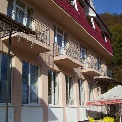 Гостиница Smerichka Украина, Хуст - отзывы, цены и фото номеров - забронировать гостиницу Smerichka онлайн балкон