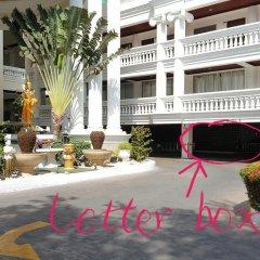 Отель Sky Beach Condominium 2* Улучшенные апартаменты с различными типами кроватей