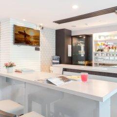 Апартаменты G1 Serviced Apartment Kamala Beach Стандартный номер с различными типами кроватей фото 5