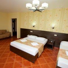 Гостевой Дом Имера Стандартный семейный номер с двуспальной кроватью фото 5