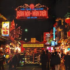 Отель Hanoi Central Homestay 3* Стандартный номер фото 11