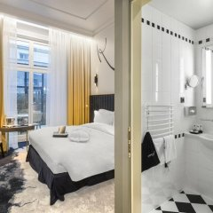 Hotel Century Old Town Prague MGallery By Sofitel 4* Улучшенный номер с разными типами кроватей фото 3