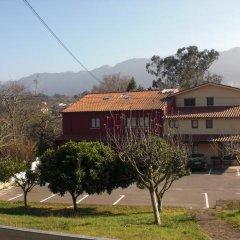 Отель Casa Pancho парковка