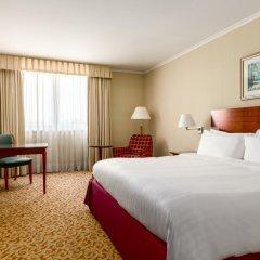Paris Marriott Charles de Gaulle Airport Hotel 4* Номер Делюкс с двуспальной кроватью фото 4