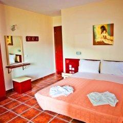 Отель Aselinos Suites 3* Коттедж с различными типами кроватей фото 11