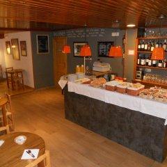 Отель Pension Casa Vicenta питание
