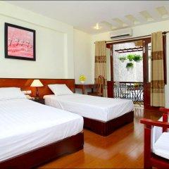 Nhi Trung Hotel комната для гостей фото 3