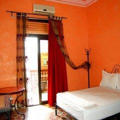 Отель Residence Miramare Marrakech 2* Стандартный номер с различными типами кроватей фото 6