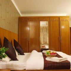 Hotel Delhi Marine Club C6 Vasant Kunj 3* Номер Делюкс с различными типами кроватей фото 6