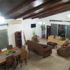 Отель La Hamaca Hostel Гондурас, Сан-Педро-Сула - отзывы, цены и фото номеров - забронировать отель La Hamaca Hostel онлайн комната для гостей фото 2