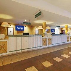 Отель Campanile Val de France интерьер отеля фото 2