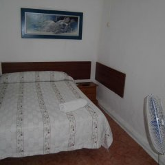 Отель Pension Lemus Стандартный номер с различными типами кроватей (общая ванная комната) фото 7