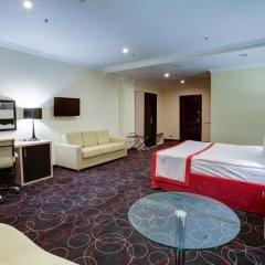 Принц Парк Отель 4* Номер Бизнес с различными типами кроватей фото 10