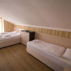 Гостевой Дом Лазурный Студия с разными типами кроватей фото 3