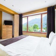 Гостевой дом Резиденция Парк Шале Стандартный номер с различными типами кроватей фото 19