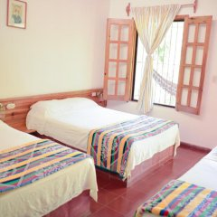 Hotel Guancascos комната для гостей фото 3